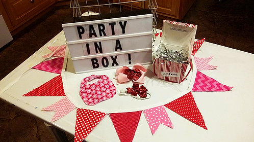Ruby Slipper Party in a Box