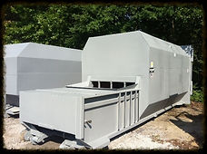 Cram-A-lot compactors, k-pac compactors, roll offs USA Compactors, Vertical Compactors, Horizontal Compactors, Stationary Compactors, Self Containing Compactors