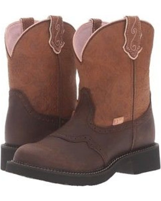 Justin Women's Gypsy Gemma Cafe Brown Boots