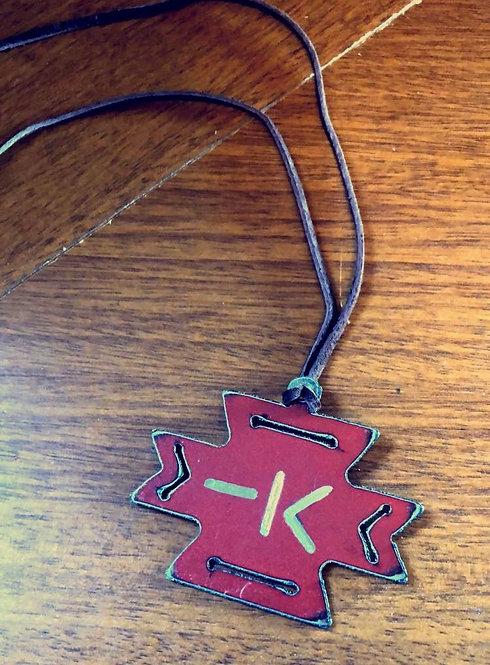 Custom Brand Medallion Necklace