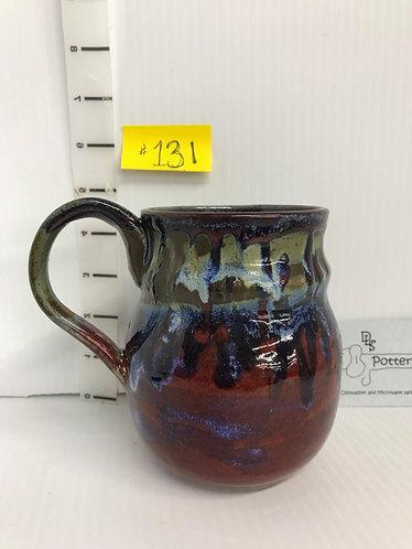 Earthen Drip Mug #131