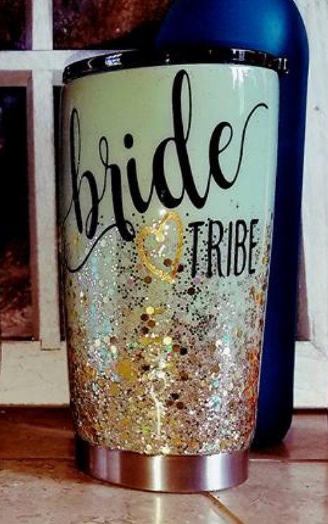 Bride Tribe Tumbler