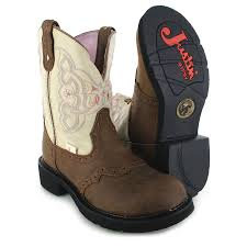 Justin Women's Gypsy Gemma White Boots