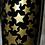 Thumbnail: Dots/Stars Painted Tumbler