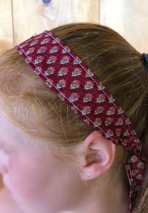 Isabella Rosette Head Wrap