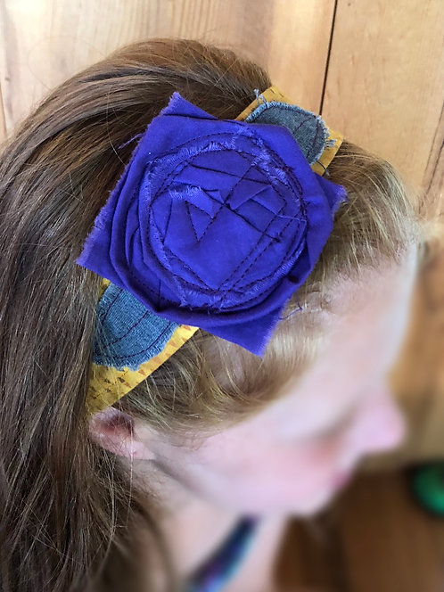 Mabel Rosette Head Wrap