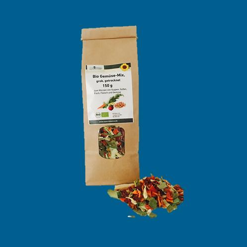 Bio Gemüse-Mix getrocknet