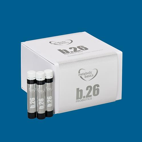 b.26 Probiotics - Für einen gesunden Darm & ein starkes Immunsystem