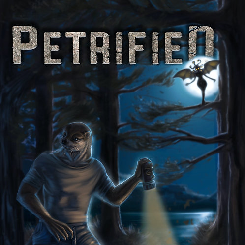 Petrified by Ben Meeks