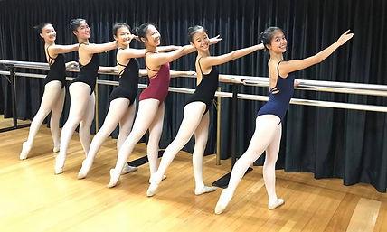 Progressive Ballet Techniques