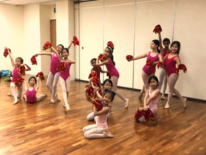 primary dance