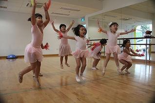 Kids RAD Ballet