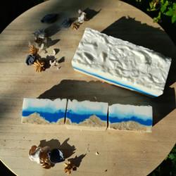 Wood Sage & Sea Salt Sop