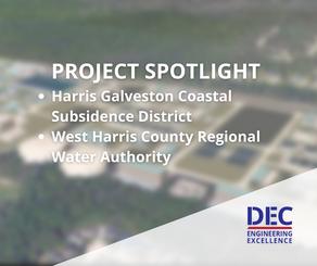 Project Spotlight | WHCRWA & The Harris Galveston Coastal Subsidence District