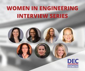 WOMEN IN ENGINEERING INTERVIEW SERIES