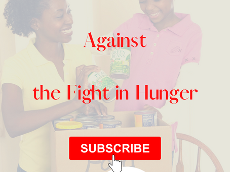 7 Different Ways to Join the Fight Against Hunger!