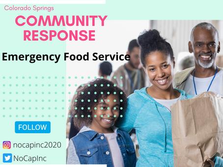 Emergency Food Service!