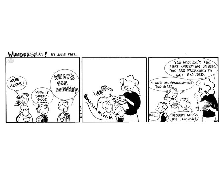 Humor-Funny Wundersplat Comic-Parenting kids who are picky eaters