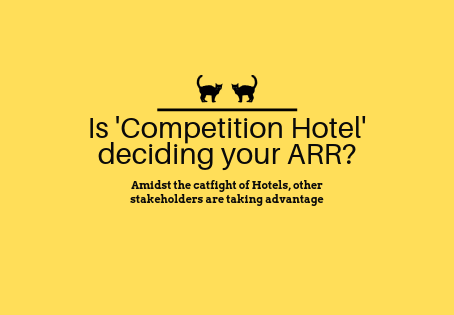 Is 'Competition Hotel' deciding your ARR?