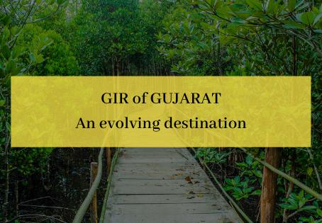 Gir of Gujarat : An evolving destination