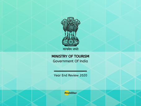 10 highlights to celebrate: Ministry of Tourism, Year End Review 2020
