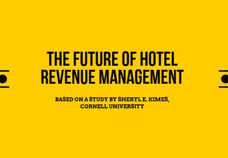 The Future of Hotel Revenue Management