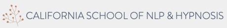 California School NLP and Hypnosis logo.