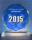 2015 West lake hills award.jpg
