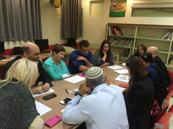 בניית מנהיגות קהילתית