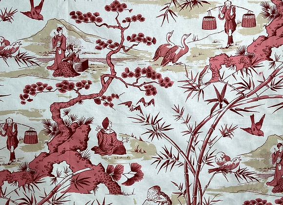 Bailey Griffin- Asian Toile 1