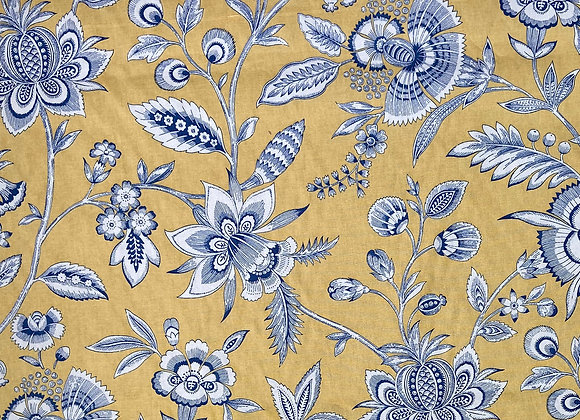 Jay Yang - Yellow Blue Chintz