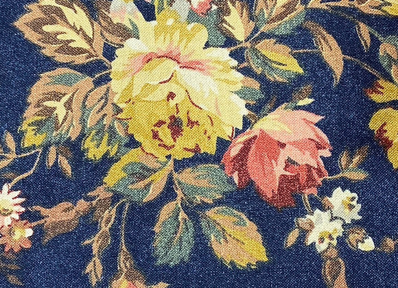 Ralph Lauren - Floral Navy Chintz
