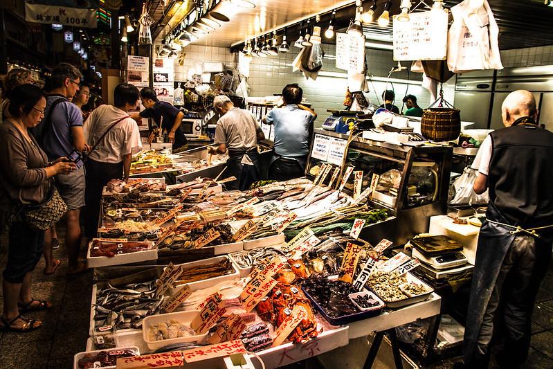nishiki-market-kyoto-day-trip-from-tokyo
