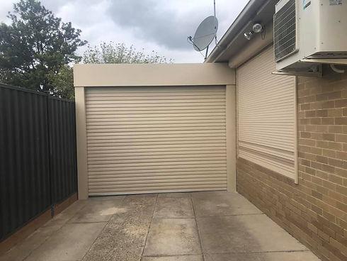 Free Standing Roller Door Melbourne.jpg