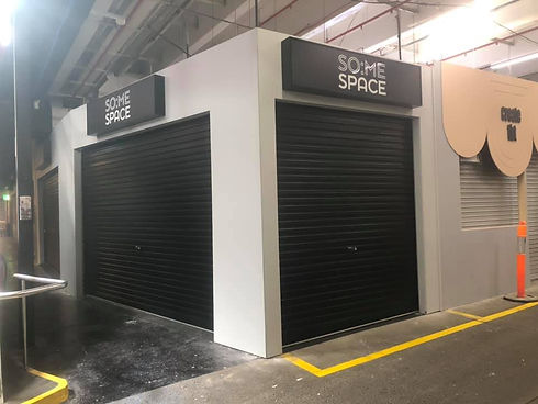 Commercial Roller Shutter Door Melbourne