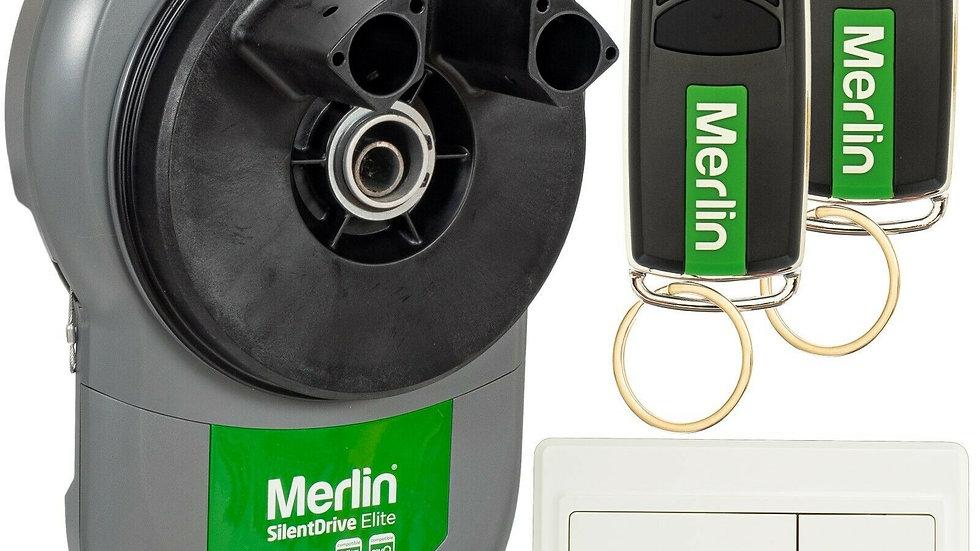 MR855MYQ Merlin Garage Roller Door SilentDrive Elite Motor Automatic Motor