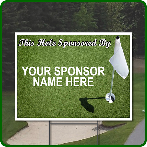 Business: TEE IT UP SPONSORSHIP