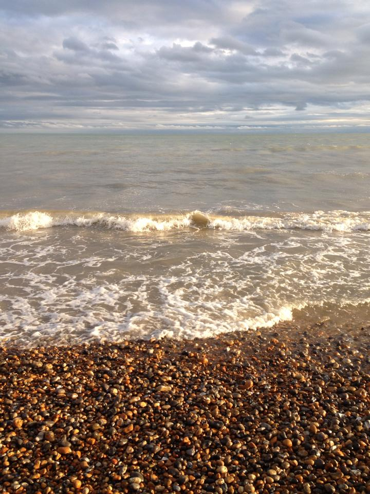 Hastings sea. 2013.