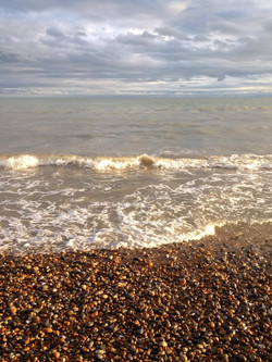 Hastings sea. 2013.