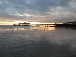 Hastings pier. 2013.