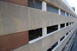 Car park side view. 2012.