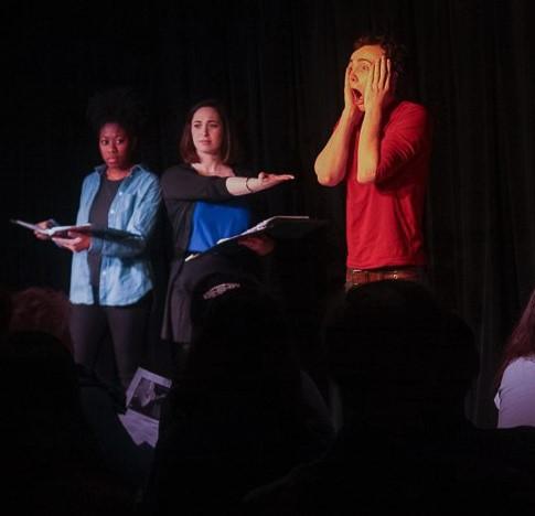 Deconstructing the Scream by Laura Pittenger & Meron Langsner