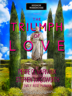 The Triumph of Love by Marivaux