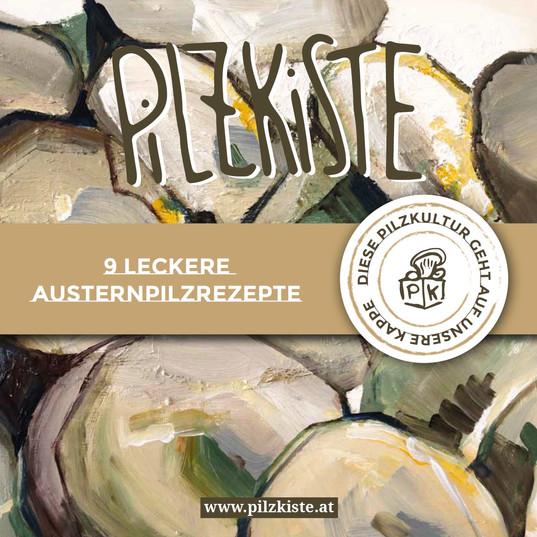 Rezeptbuch Pilzkiste