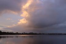 Schilderachtige wolken