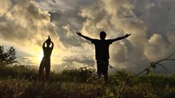 Séance yoga Nouvelle Calédonie
