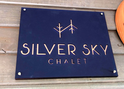 Silver Sky Chalet