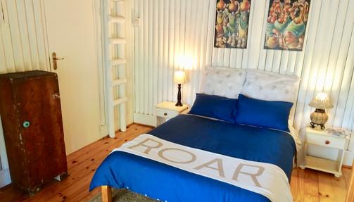 Bedroom in The Cabin