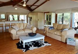 Main sitting room at Imani