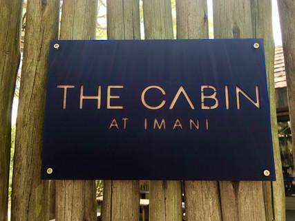 The Cabin at Imani